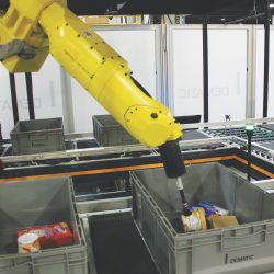 Drakes Supermarkets chooses Dematic's robotic picking system in Australian-first deployment