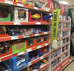 Don't get spooked by Halloween – plan for specific needs of target shoppers, advises Bridgethorne