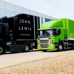 John Lewis Partnership to phase out all diesel-powered heavy trucks