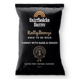 Delicious Kelly Bronze Turkey crisps launch for Christmas