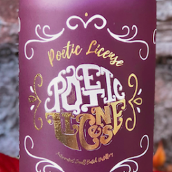 Poetic License 'Fireside' gin becomes 'Spiced' this winter