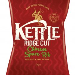 KETTLE Chips launches globally-inspired new Ridge Cut range
