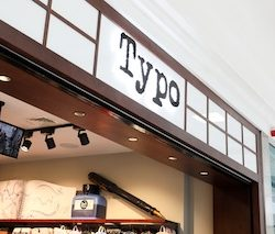 International retailer Typo launches three more UK stores at intu shopping centres