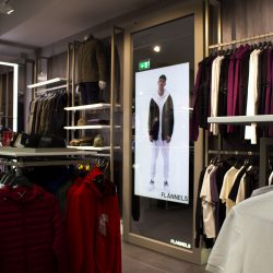 Sports Direct makes seven-figure investment in new instore technology and digital displays