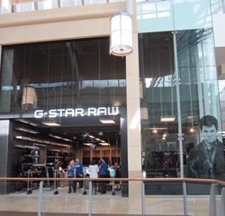 G-Star RAW begins UK retail expansion with new store at intu Metrocentre