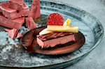Zizzi: exclusive ruby chocolate hits the high street for the first time