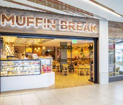 There won't be a crumb in sight as Muffin Break opens its new store in Cramlington