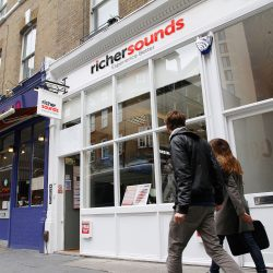Richer Sounds selects Sanderson multi-channel retail solution