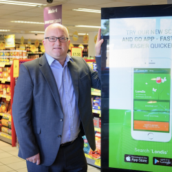 HTEC launches world-leading Ubamarket powered Londis shopping list app with Southampton debut