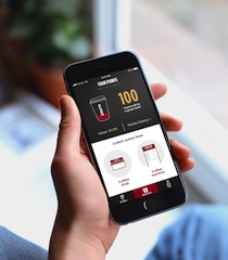 Costa's loyalty programme now available on Costa Express machines