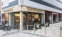 Muffin Break opens its new store in Bexleyheath today