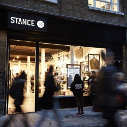 Apparel brand, Stance, opens first store outside of US in Covent Garden