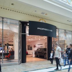 Surge in automotive pop-up stores this festive season as intu signs five global brands