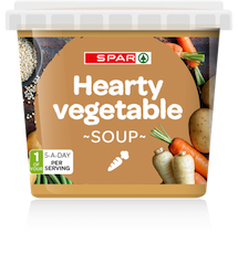 Spar brand warms up autumn evenings with hearty soups