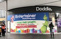The Entertainer selects Doddle as its first ever third party click and collect partner