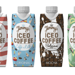 Jimmy's Iced Coffee reveals new twist with plant-based bio caps