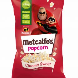 Metcalfe's popcorn launches new Disney Kitchen sharing bags
