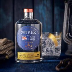 Conker Spirit sets sail with Navy strength gin and supports RNLI
