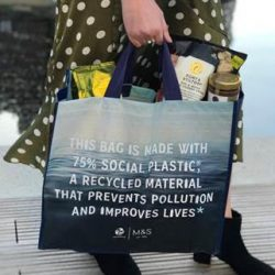 Marks & Spencer launches eco bag with social impact