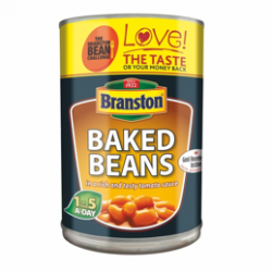 Branston Baked Beans launches The Branston Bean Challenge