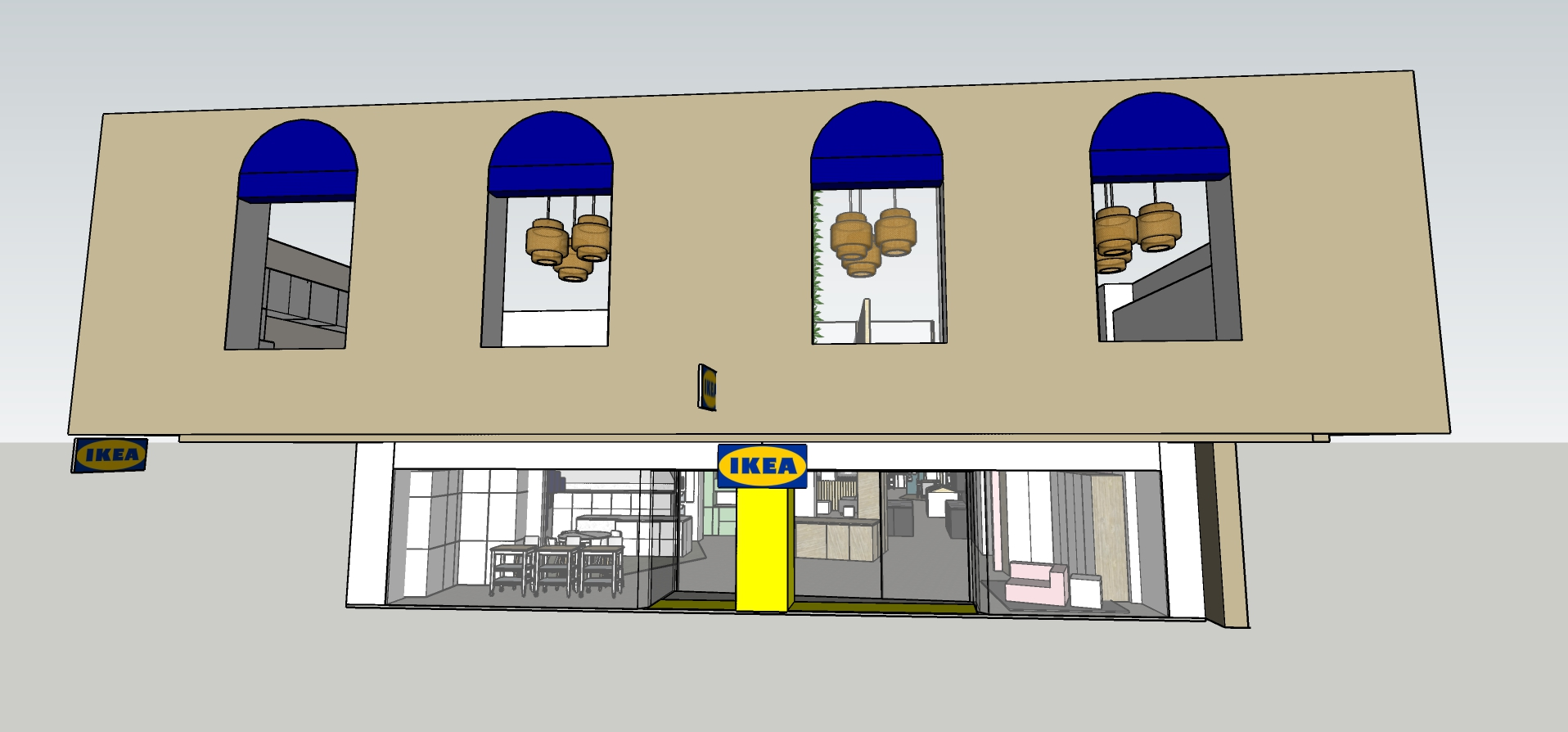 ikea uk to open new planning studio in bromley as part of. Black Bedroom Furniture Sets. Home Design Ideas