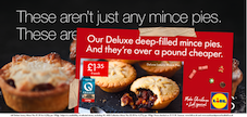 Lidl takes on competitors with cheeky new campaign