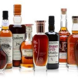 Rare whisky auction raises over £350,000 dedicated to battle plastic waste