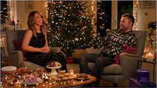Lidl gets cosy with Katie Piper and Alex Booker in new Christmas ads