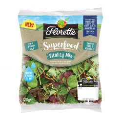 Florette partners with Diabetes UK for launch of new salad – Superfood Vitality Mix