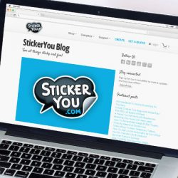Boutique e-commerce hits high street, says StickerYou