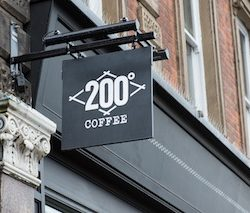 200 Degrees coffee roaster and wholesaler to open in Lincoln
