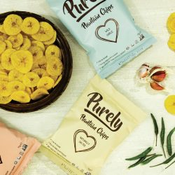 Fortnum & Mason to stock Purely plantain snacks