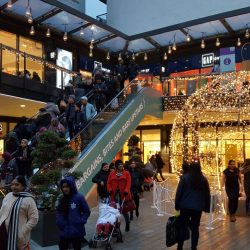LDO posts 2% revenue increase and footfall up 8% YoY over the Christmas trading period