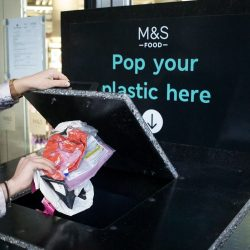 M&S to turn plastic into playground equipment with plastic take-back scheme
