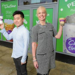 Time For Tea as Merrion Centre announces Leeds' First 'Chatime' specialist tea house