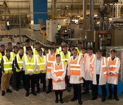 G&J Distillers unveils new miniature bottles production line