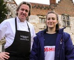 Fuel your inner athlete with Merchant Gourmet and England Hockey
