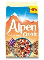 Alpen extends range with Alpen Create