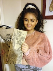 Bags designed by young cancer patients will be sold at Morrisons nationwide to mark World Cancer Day