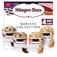 Häagen-Dazs launches new Barista Collection