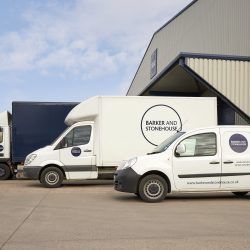 Barker and Stonehouse invests in Paragon logistics solution