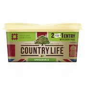Country Life partners with English Heritage & Cadw for on pack campaign