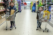 Lidl UK announces national rollout of 'Fun Size Trolleys' for kids