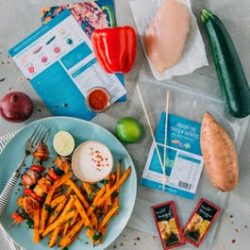 Musclefood.com launches healthy recipe kits under 500 calories