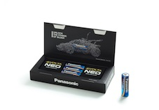"""Panasonic Energy launches its """"longest lasting"""" alkaline battery with added silver"""