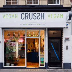 Crussh to extend 100% vegan trial at Soho store and introduce plant-based breakfast lines