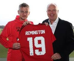 Manchester United partners with Remington for multi-year, global partnership