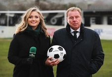 Richmond Sausages teams up with Harry Redknapp to find the nation's favourite fans