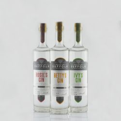 Suffolk craft gin launches nationally