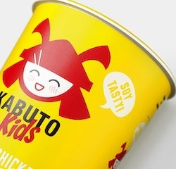 B&B studio unveils design for new Kabuto Noodles kids' range